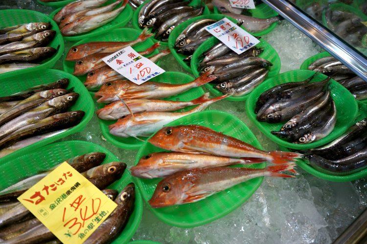 魚の駅「生地」