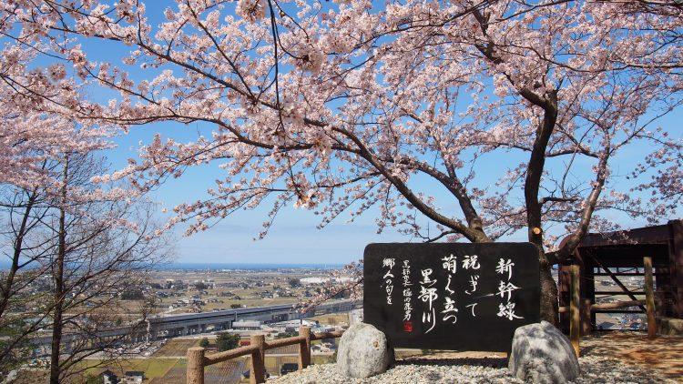 宮野山からの景色