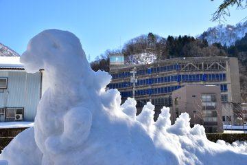 雪像(グランドホテル)