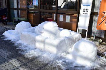 雪像(つぼや)