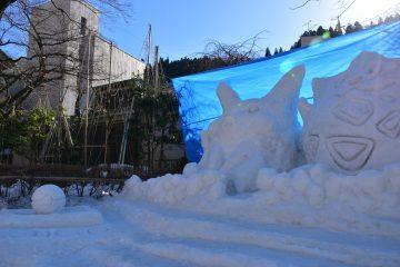 雪像(関西電力) (5)