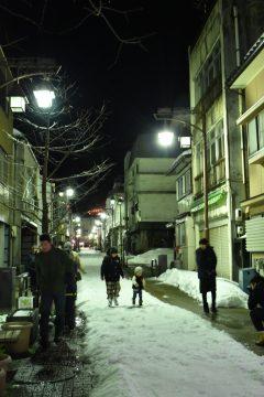 雪の道 (3)