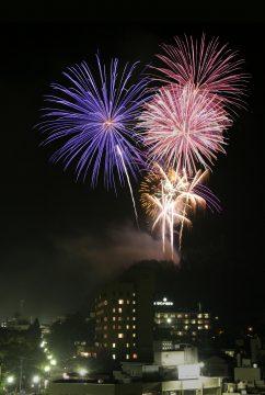 峡谷花火響宴