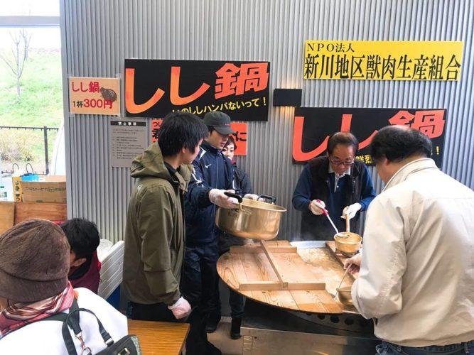 くろべ農と食のまるかじり市2018