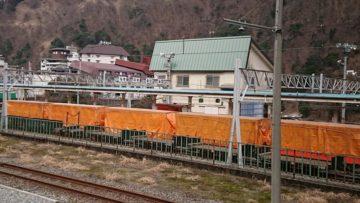 黒部峡谷鉄道開業準備4