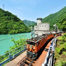 (新)トロッコ電車