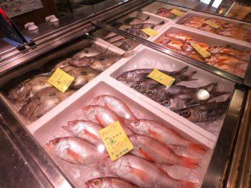 魚の駅生地とれたて館4