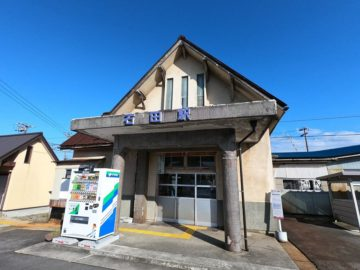 地鉄石田駅