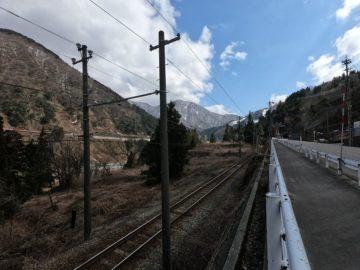 地鉄路線風景