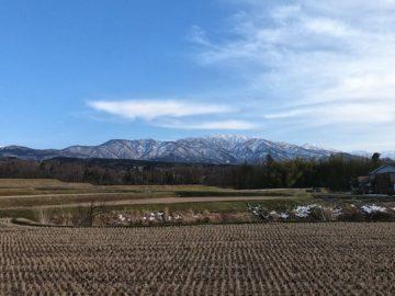 くろべ牧場からの風景3